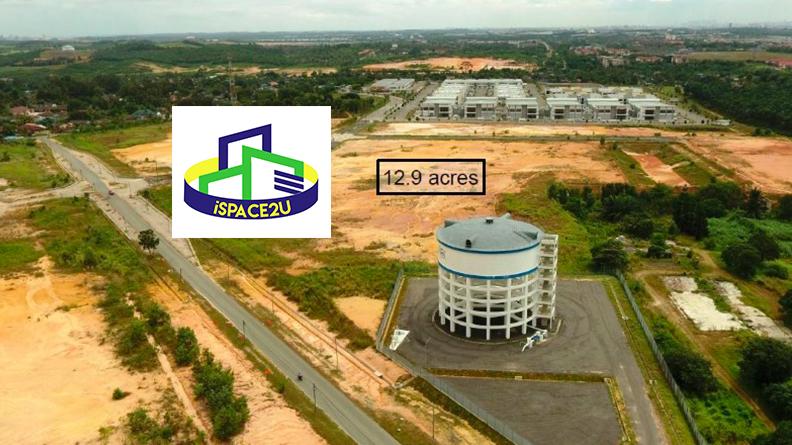 Halal Hub Industrial Land in Johor for Sale