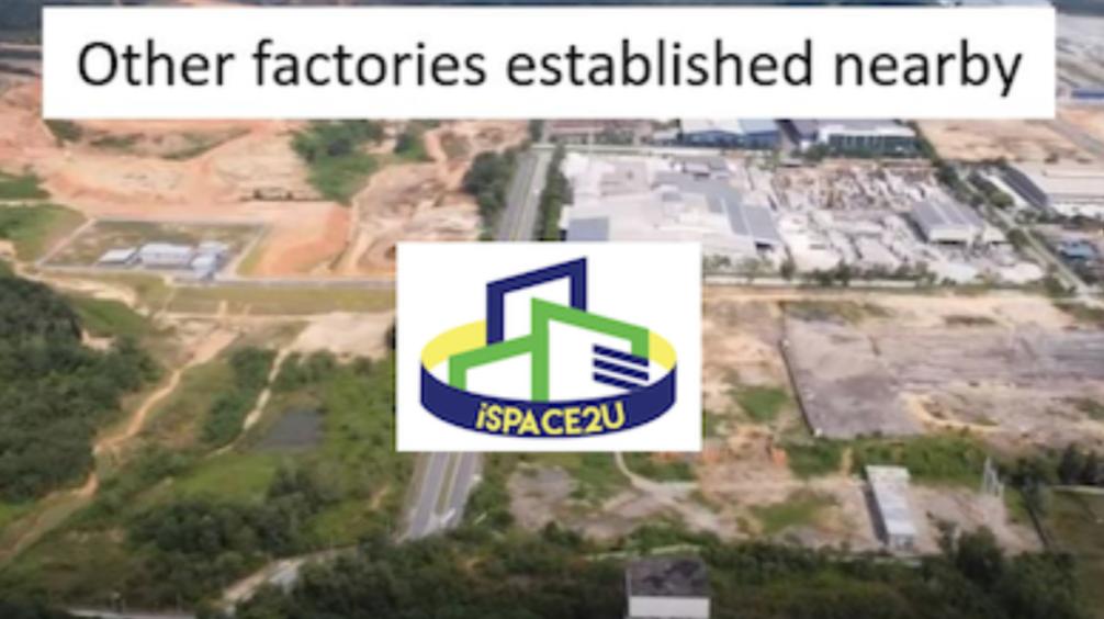 Heavy Industrial Land for Sale in Serendah