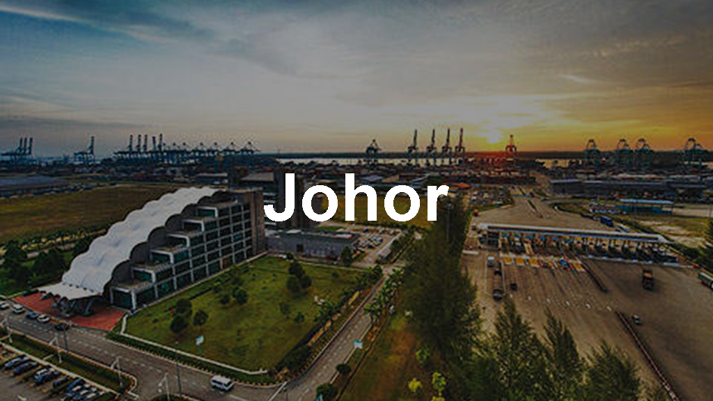 Industrial Land for Sale in Johor