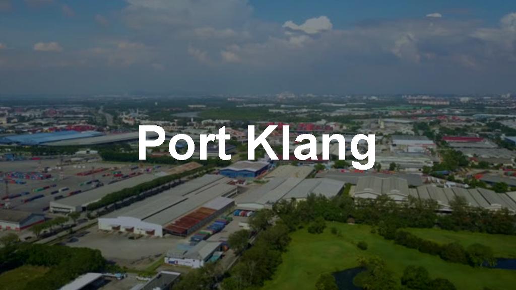 Industrial Land for Sale in Port Klang