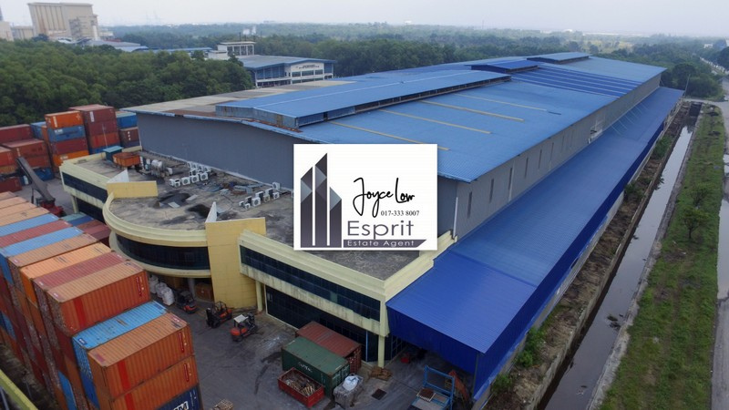 Industrial Property for Sale in Shah Alam