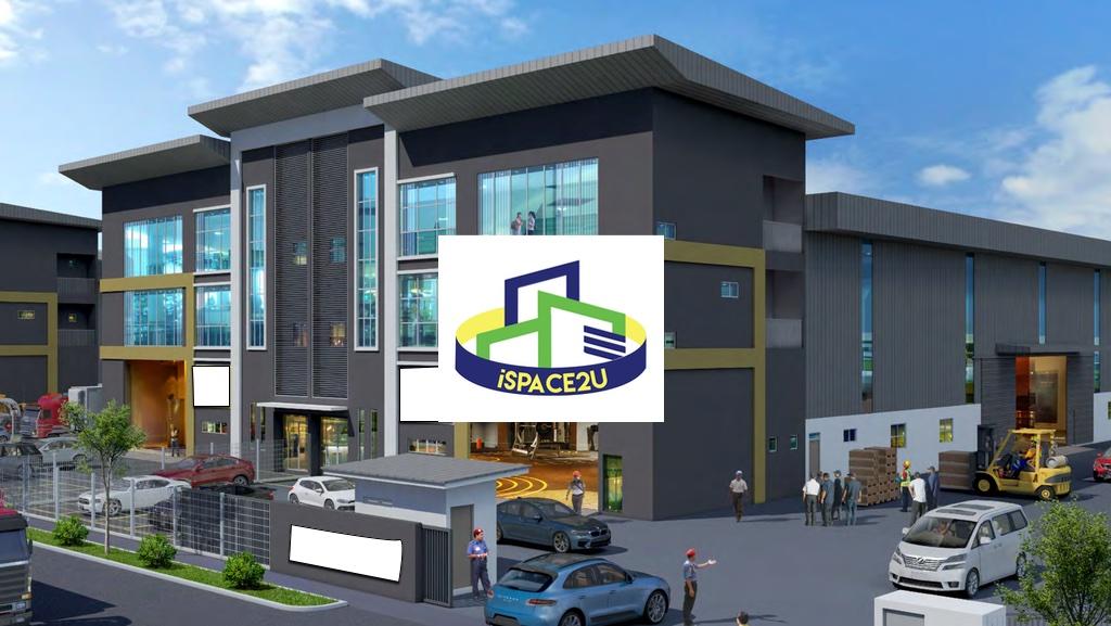 Semi D Factory for Sale in Olak Lempit