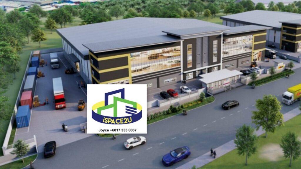 Semi D Factory for Sale in Teluk Panglima Garang