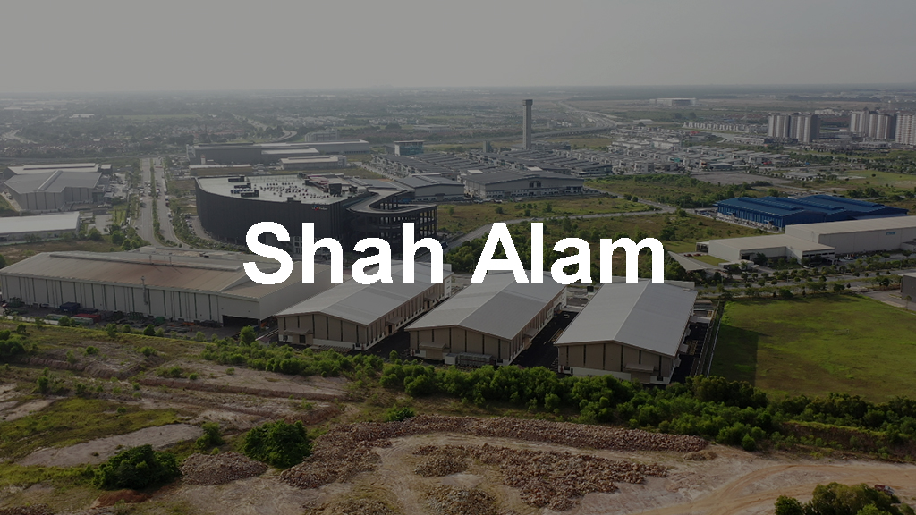 Warehouses for Rent in Shah Alam